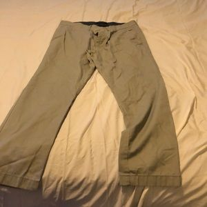 Tommy H gray pants